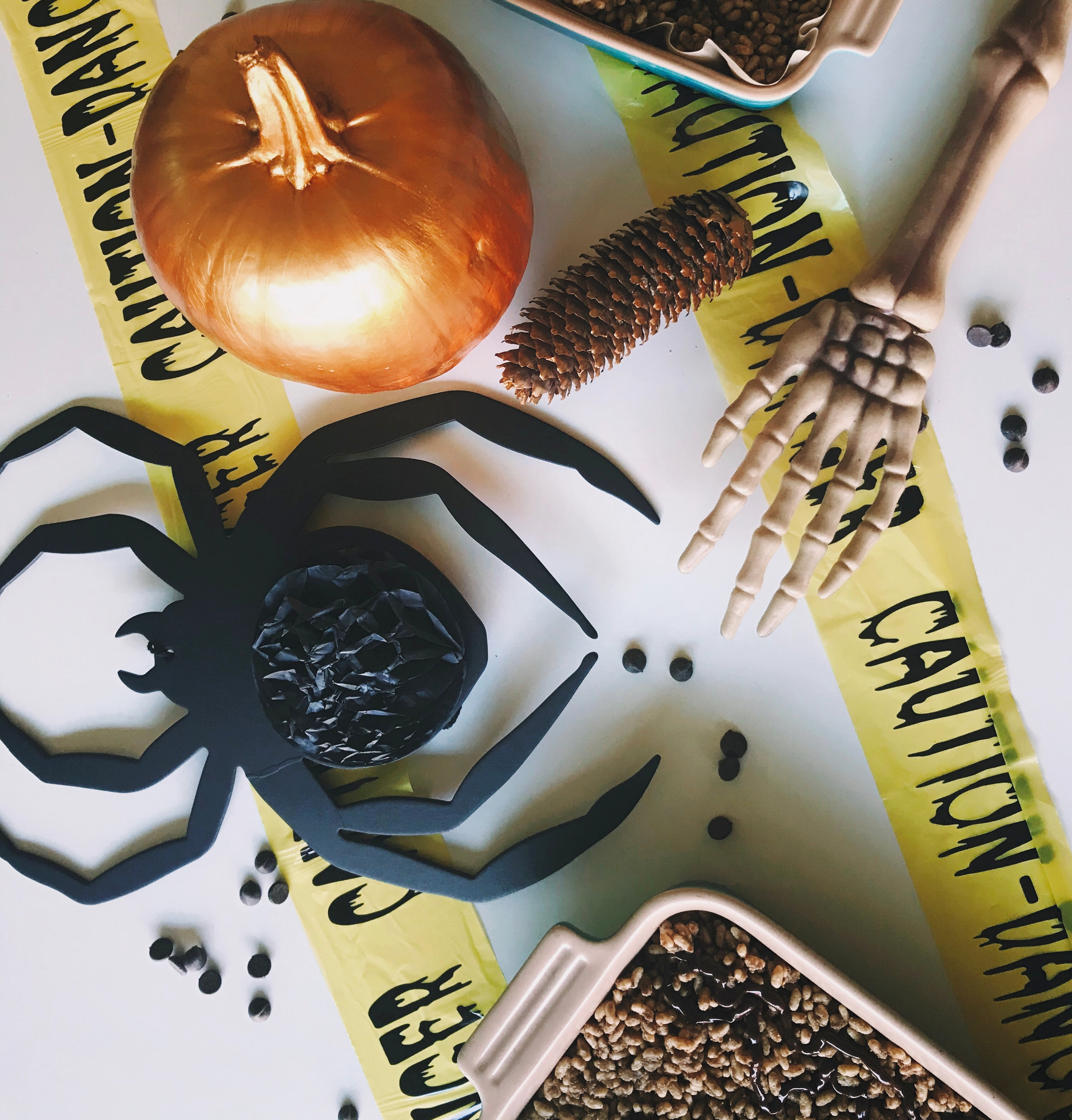 It's getting close to Halloween - we have rounded up some fun activities AND healthy treats for kids ages 2 and up!