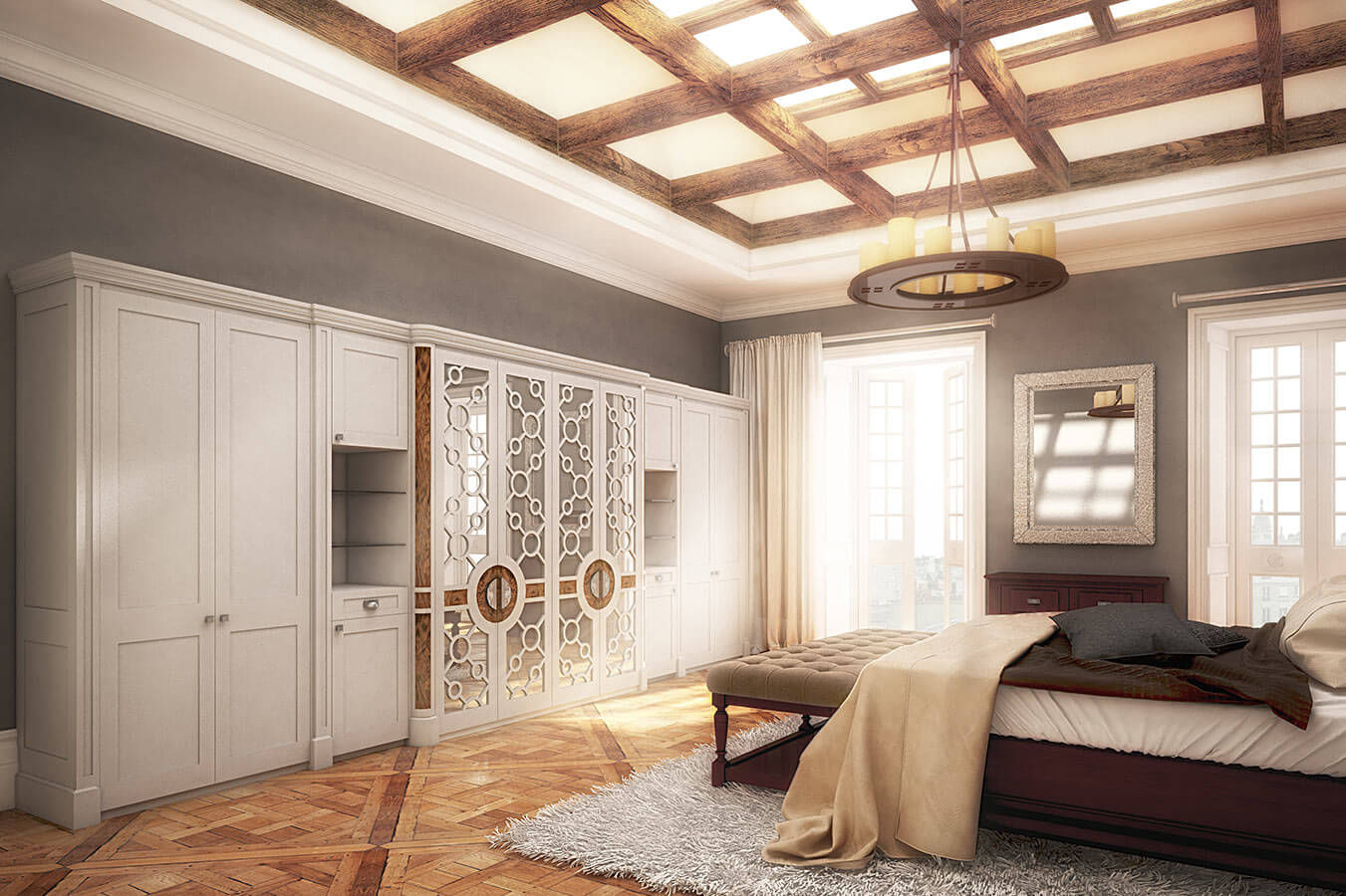 Valerie-range-fitted-bedroom-wardrobes-with-ornate-mirrored-doors-and-walnut-burr-inserts-.jpg