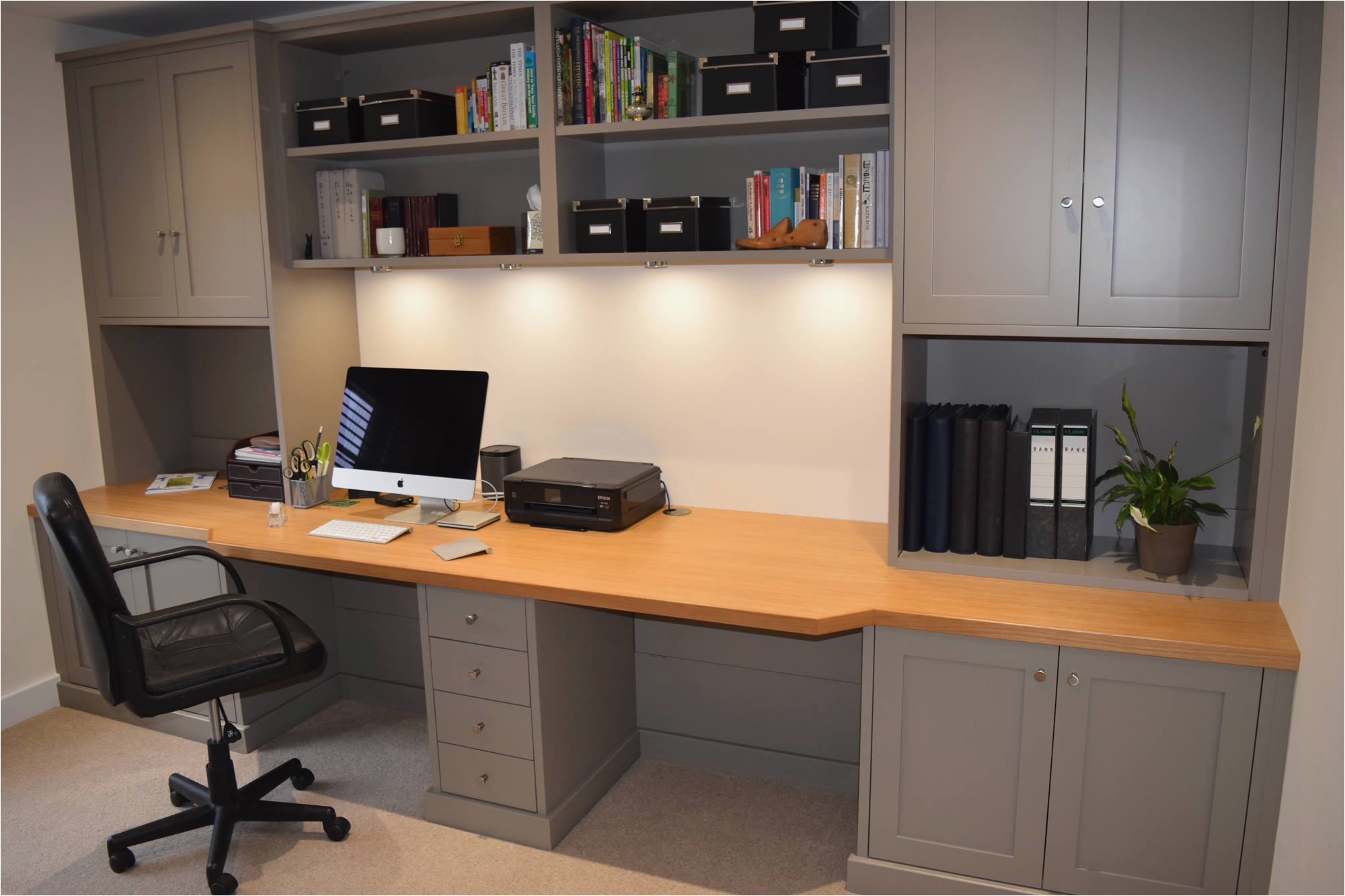 Home Office Fittedwardrobes, Home Office Furniture Ideas