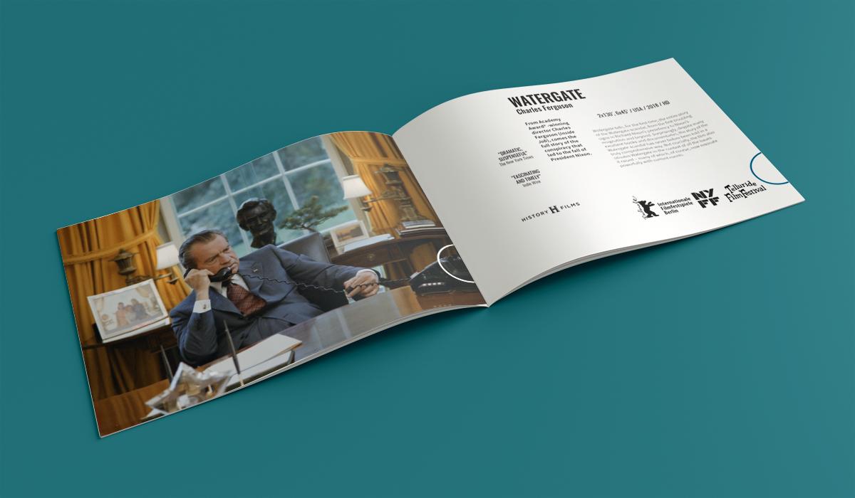 Film Marketing • Layout • Print