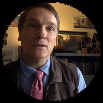 Dr. Kurt Lancaster, Professor & Author