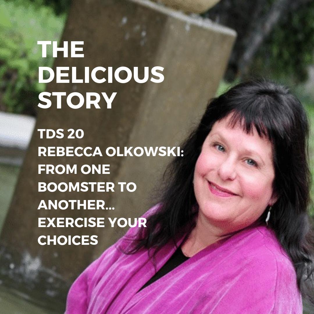 Rebecca Olkowski of Baby Boomster