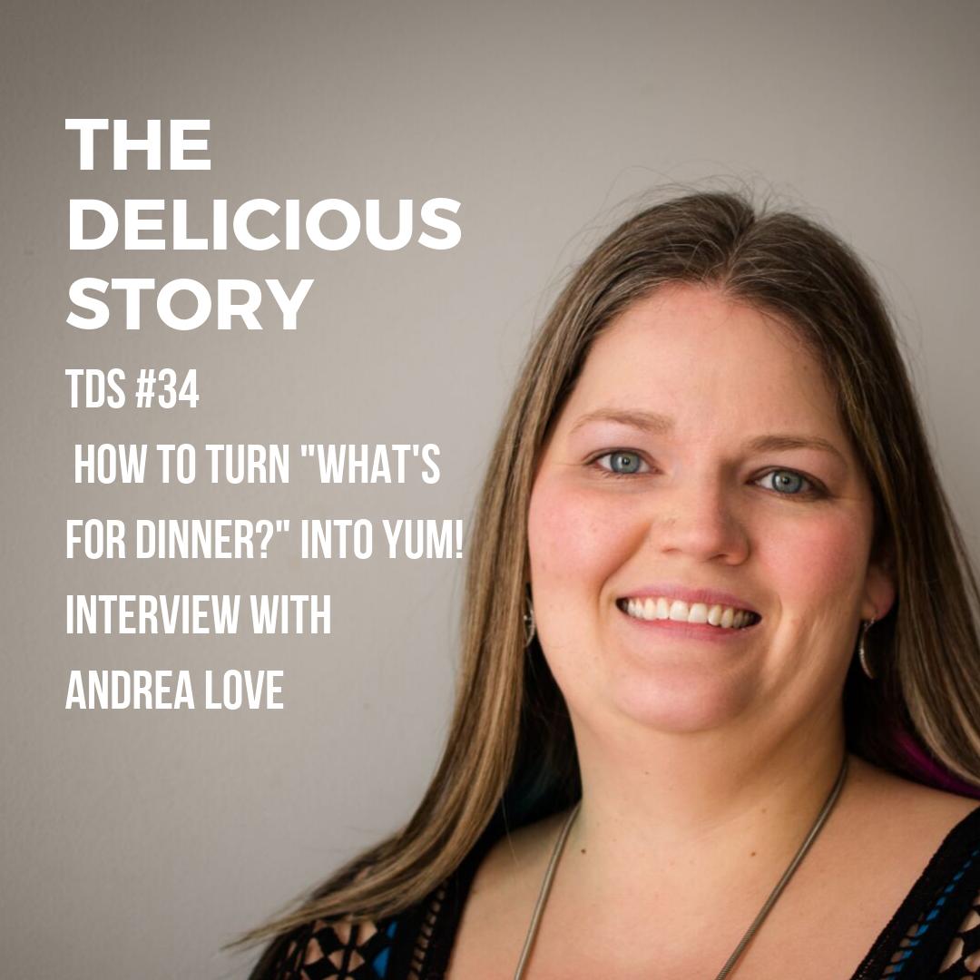 Andrea Love of Dinner Delights