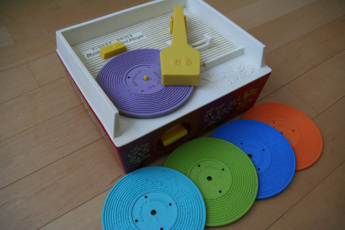 Fisher-Price-Record-Players