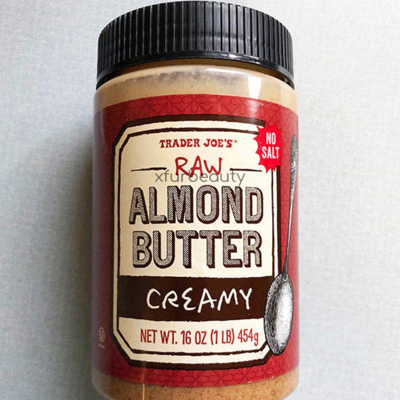 Trader Joe's Raw Almond Butter
