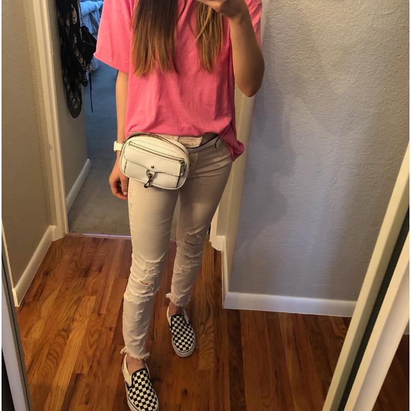 Belt Bag + FP Ringer T-Shirt