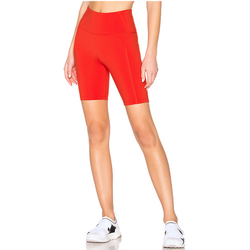 Year of Ours Diana Short in Red