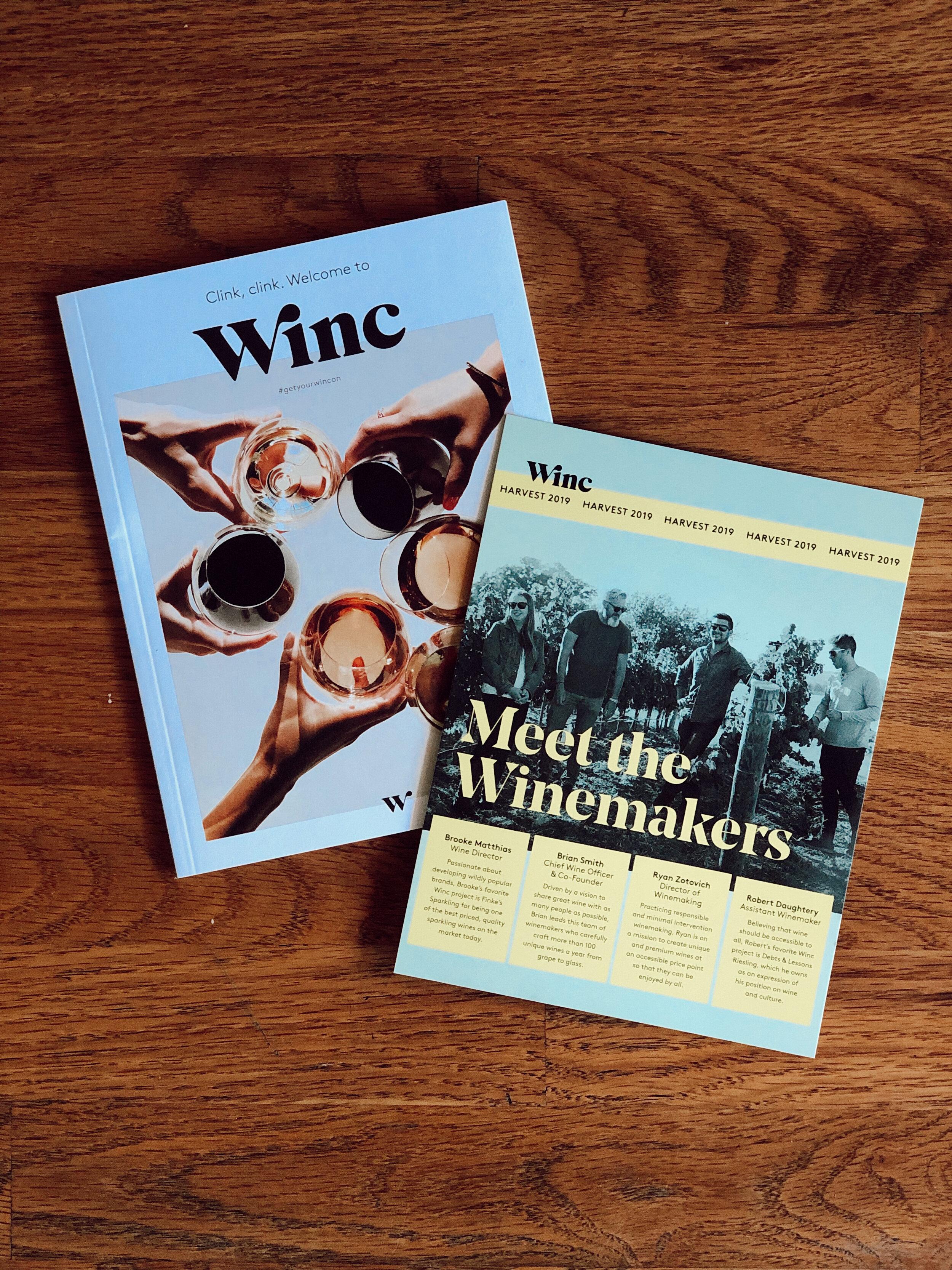 winc wine club