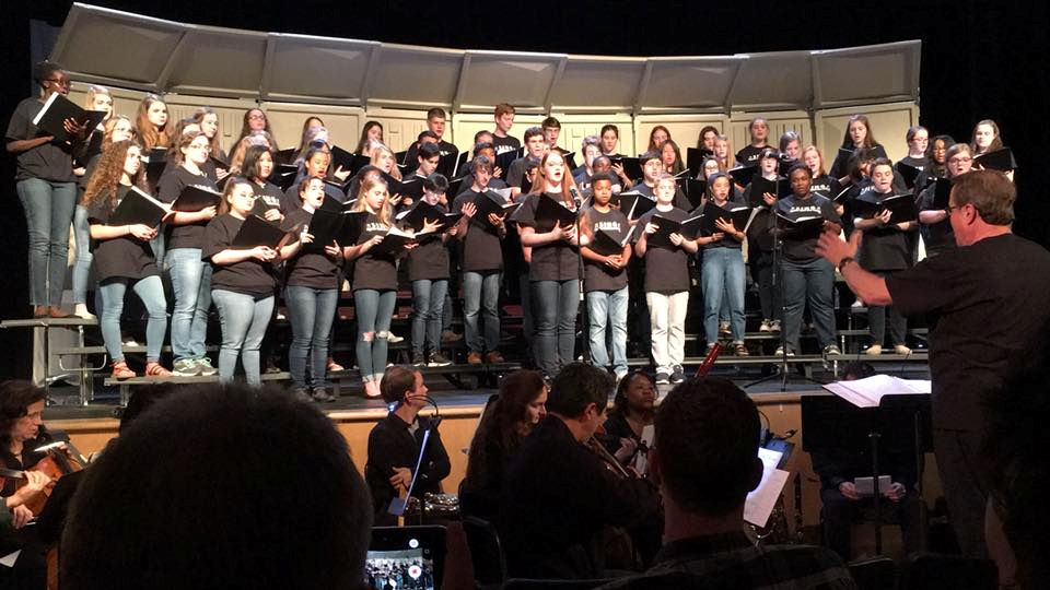 Augusta Youth Chorale