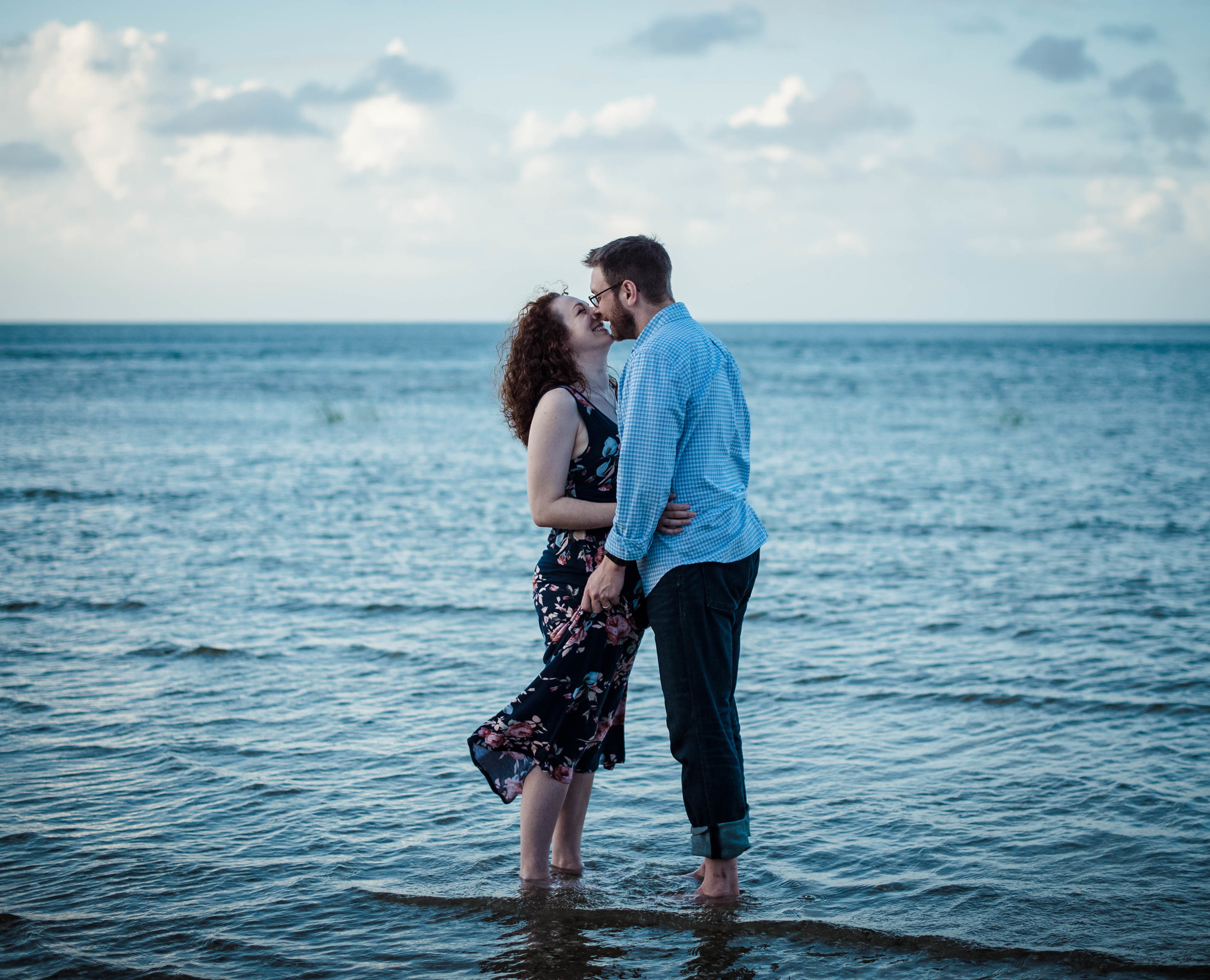Heather & Mike 7.14.18 - Leanne made us feel comfortable, and the pictures she delivered were truly beautiful. It was our pregnancy announcement shoot and the first time we had been photographed since our wedding. I cannot wait to use Leanne in the future for all our photography needs.