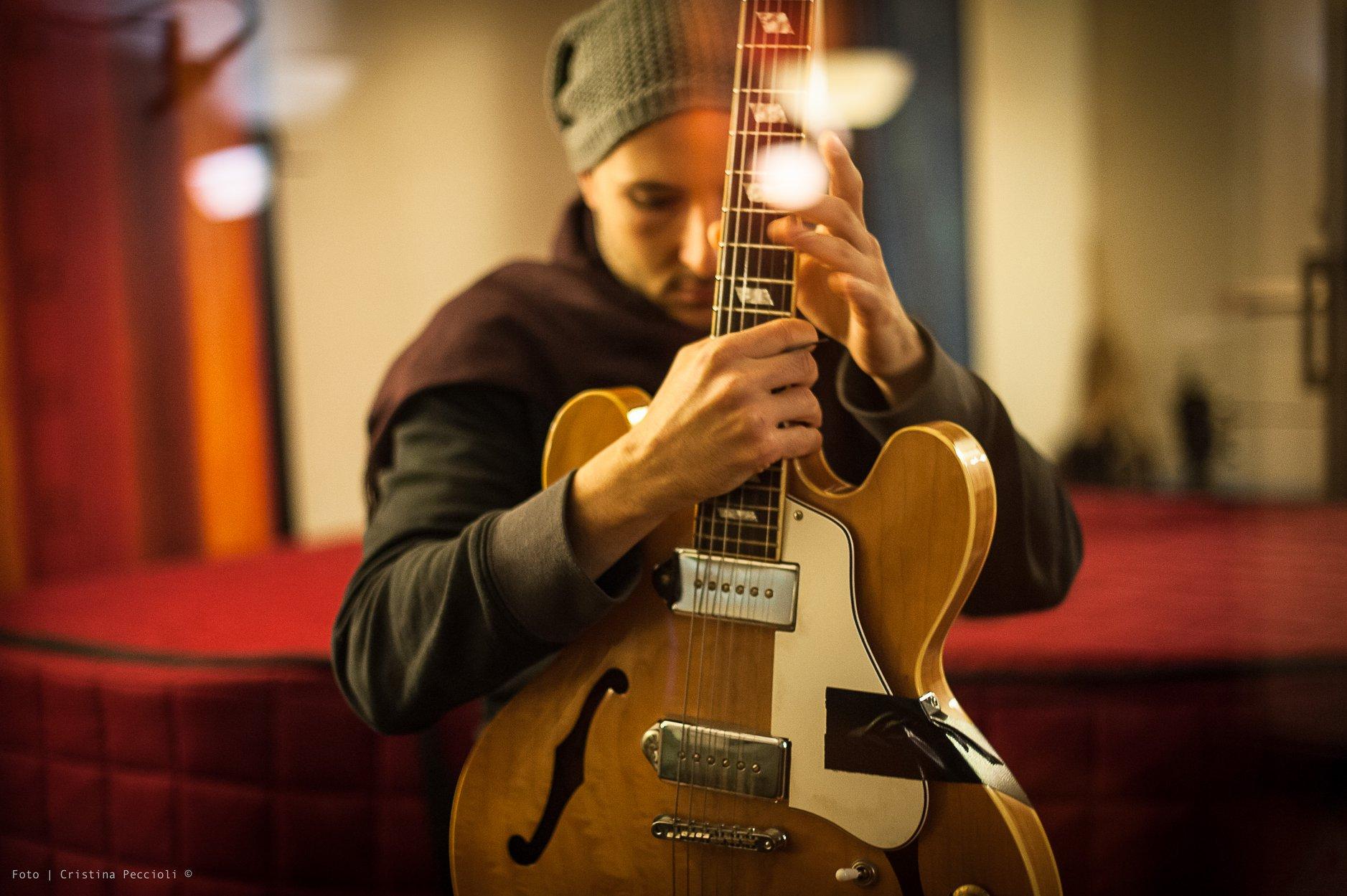 Federico Ferrandina interviews for TAROT - Never slow down
