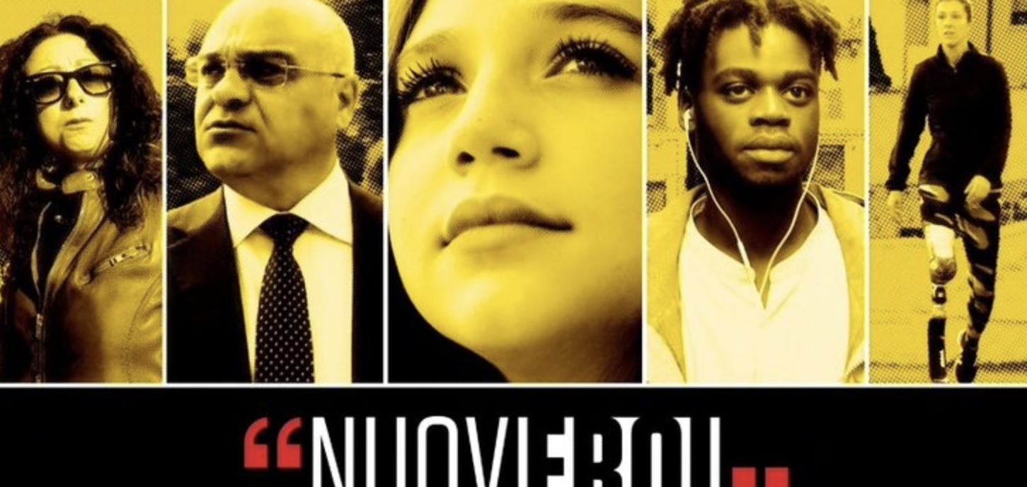 """Jacopo Mazza co-compositore dei """"Nuovi Eroi"""" in onda su Rai Tre   11.01.19"""