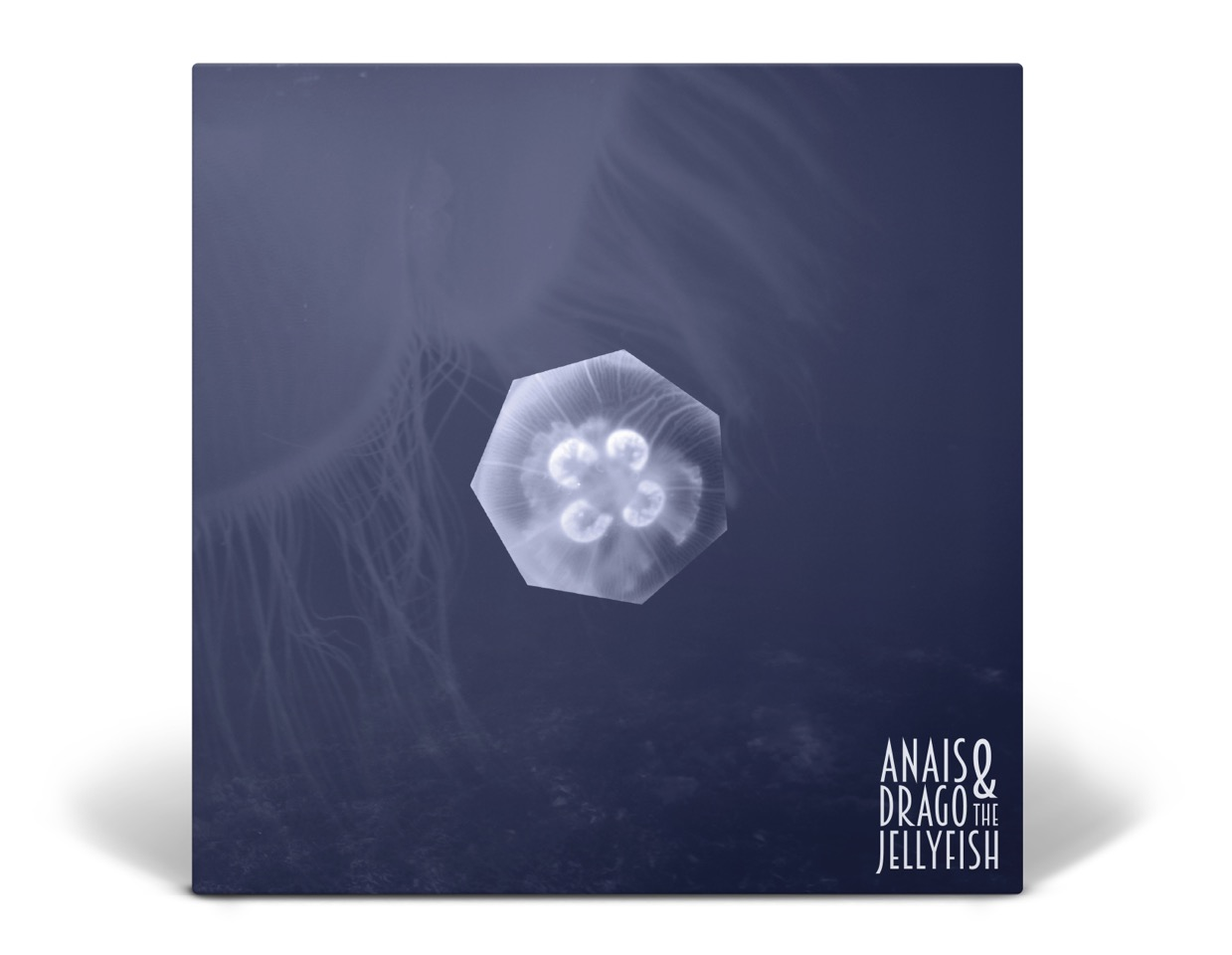 Anais Drago & The Jellyfish - CD edition - 06.10.18