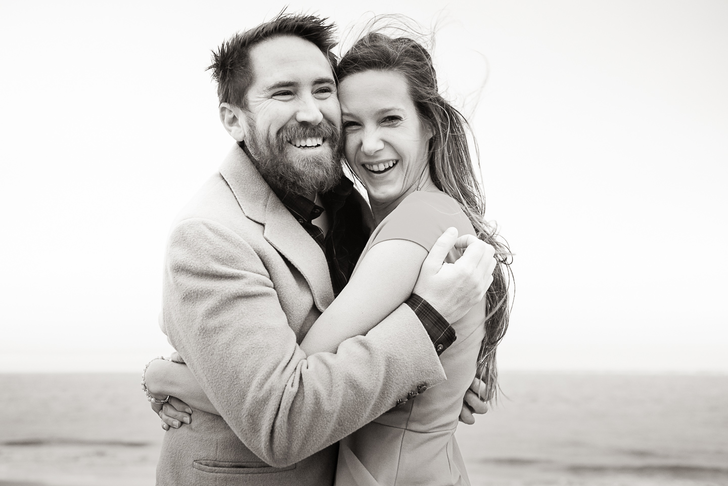 Charleston Marriage Proposal on Folly Beach by Reese Moore Photography