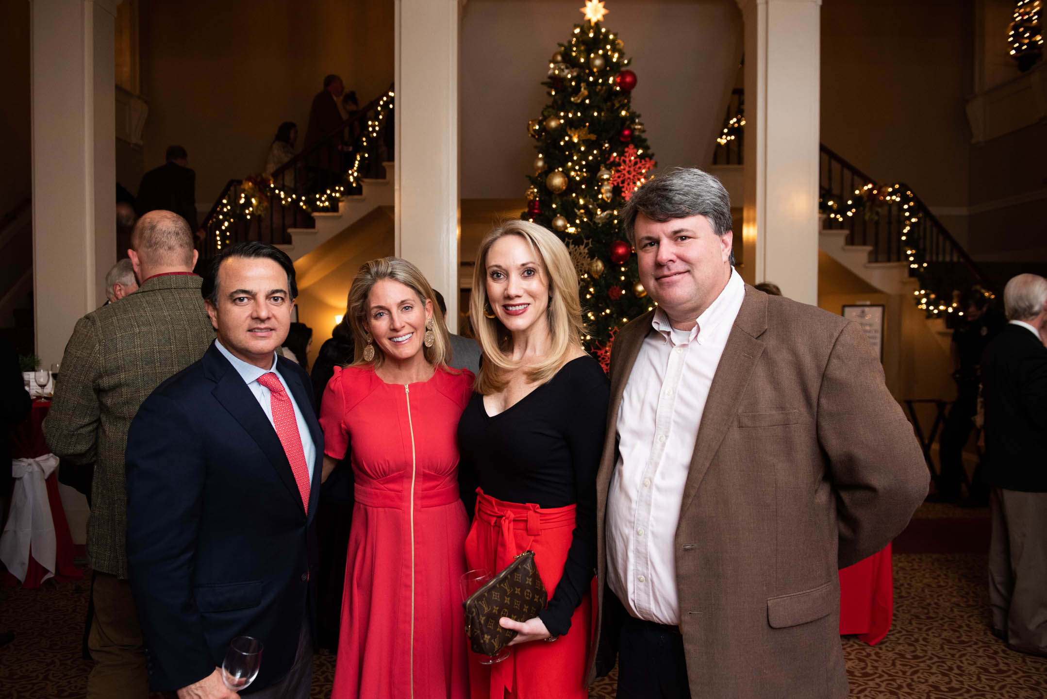 Charleston Event Photography: Charleston Stage Director's Circle for A Christmas Carol