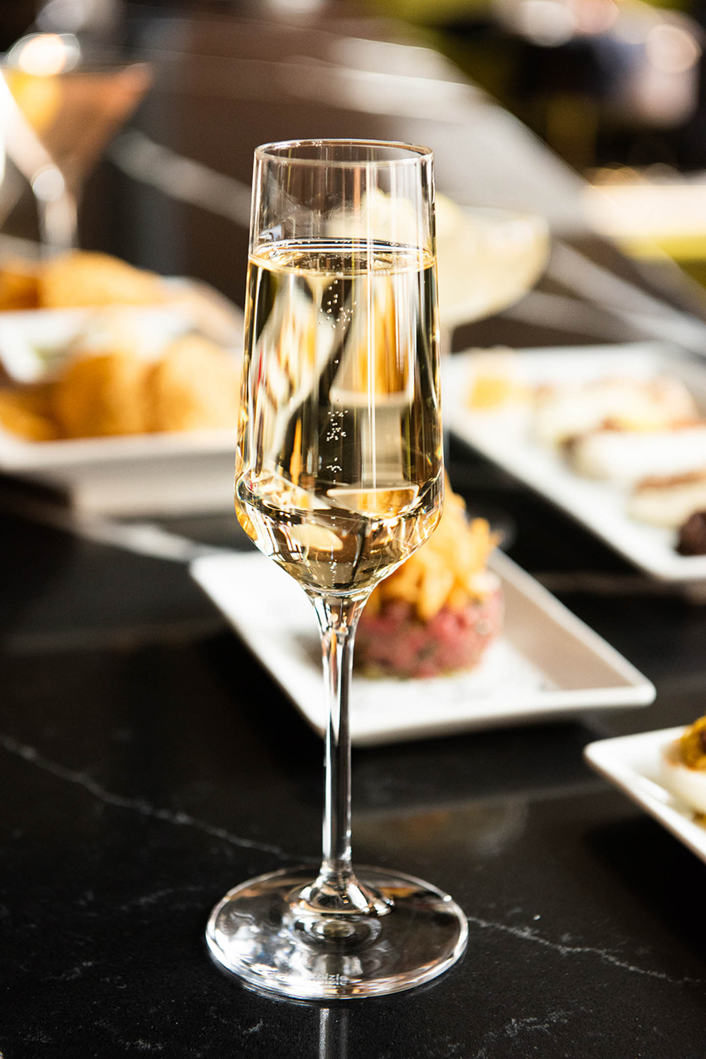 Charleston Food Photograpy for Bourbon n' Bubbles by Reese Moore Photography