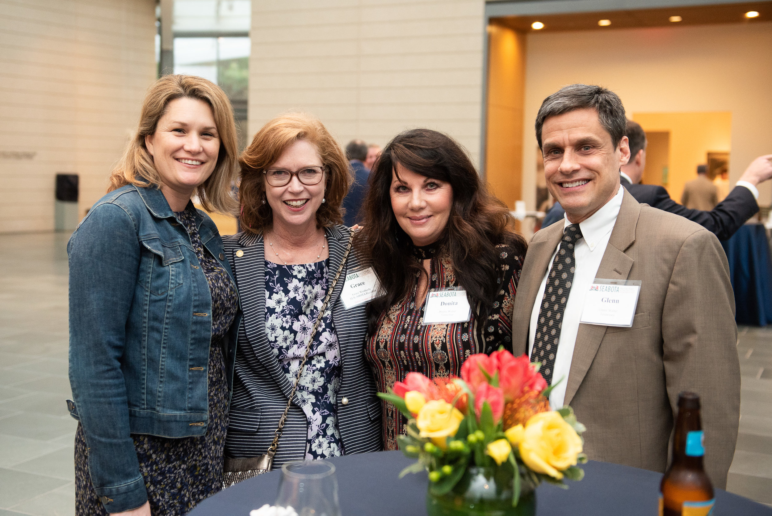 Corporate event photography in Durham, NC by Reese Moore Photography