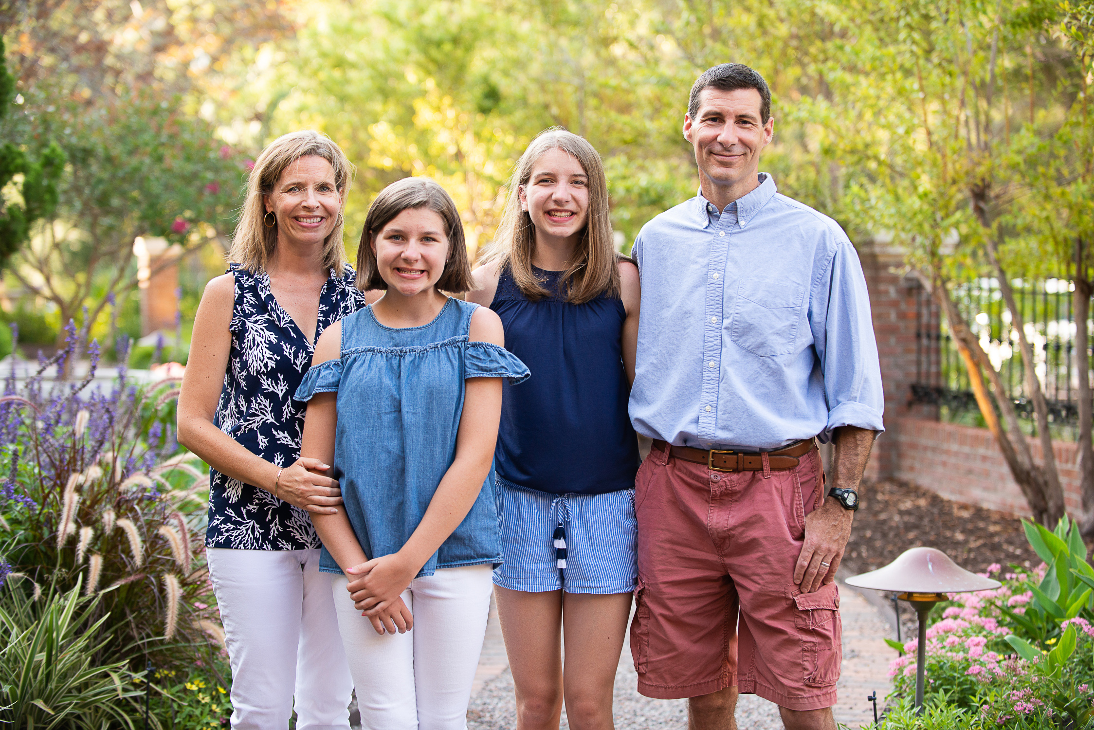 Family Portrait Kiawah Reese Moore Photography