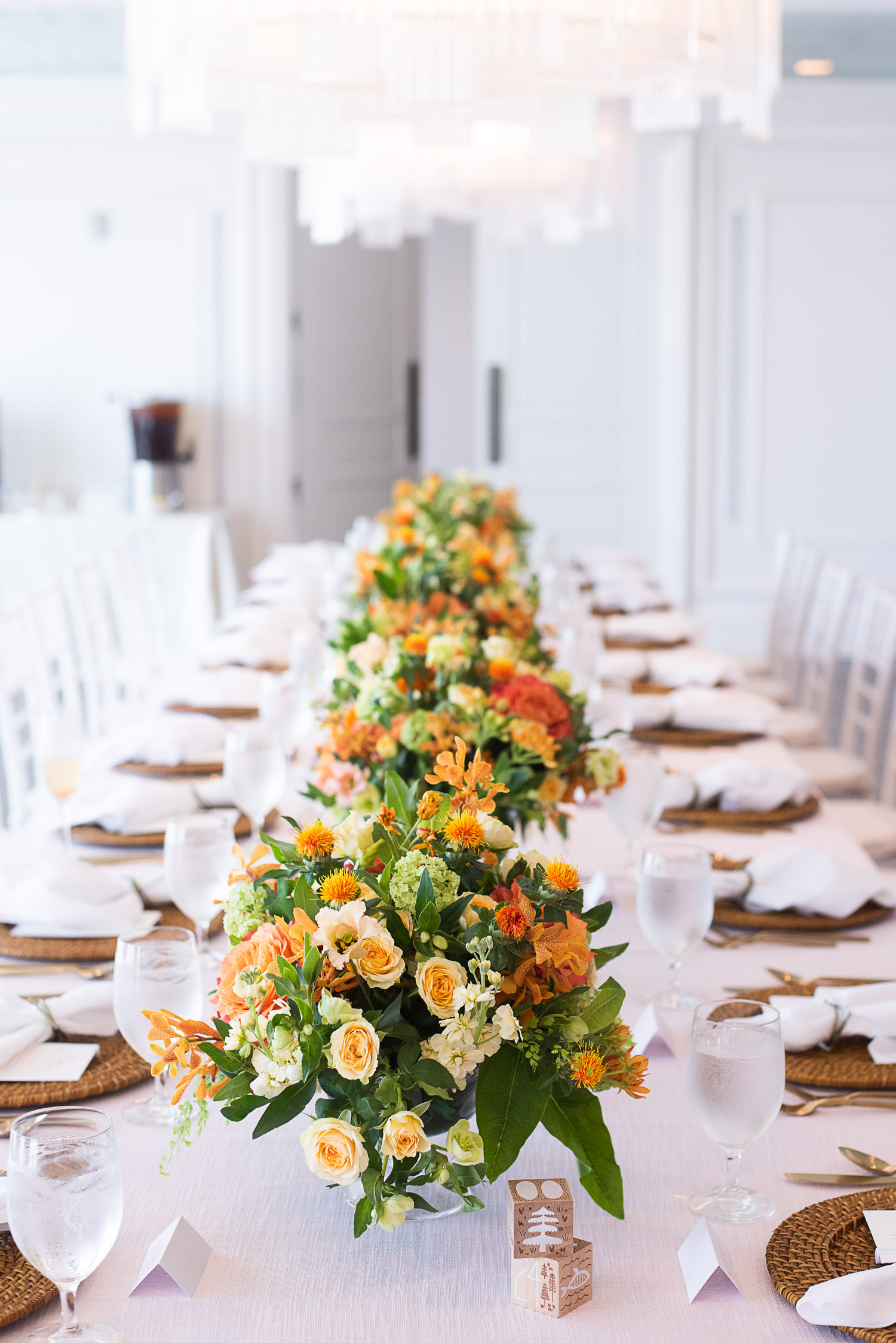 private event photography Hotel Bennett by Reese Moore