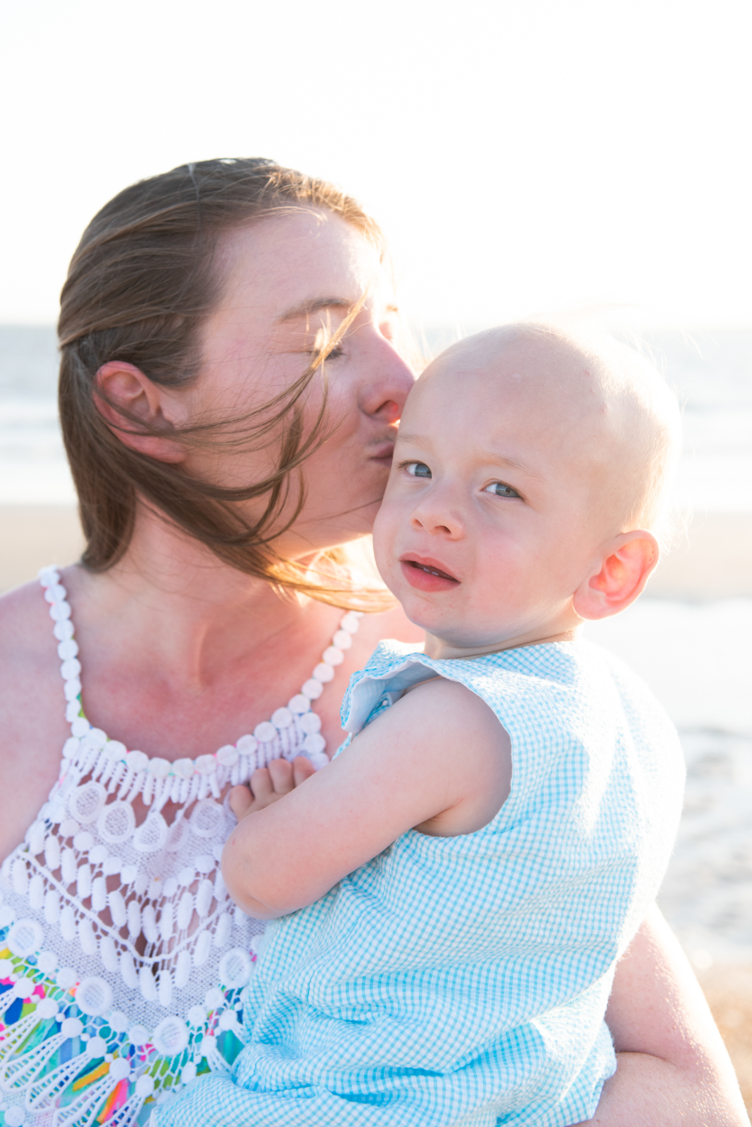 Edisto Beach Family Portrait by Reese Moore Photography