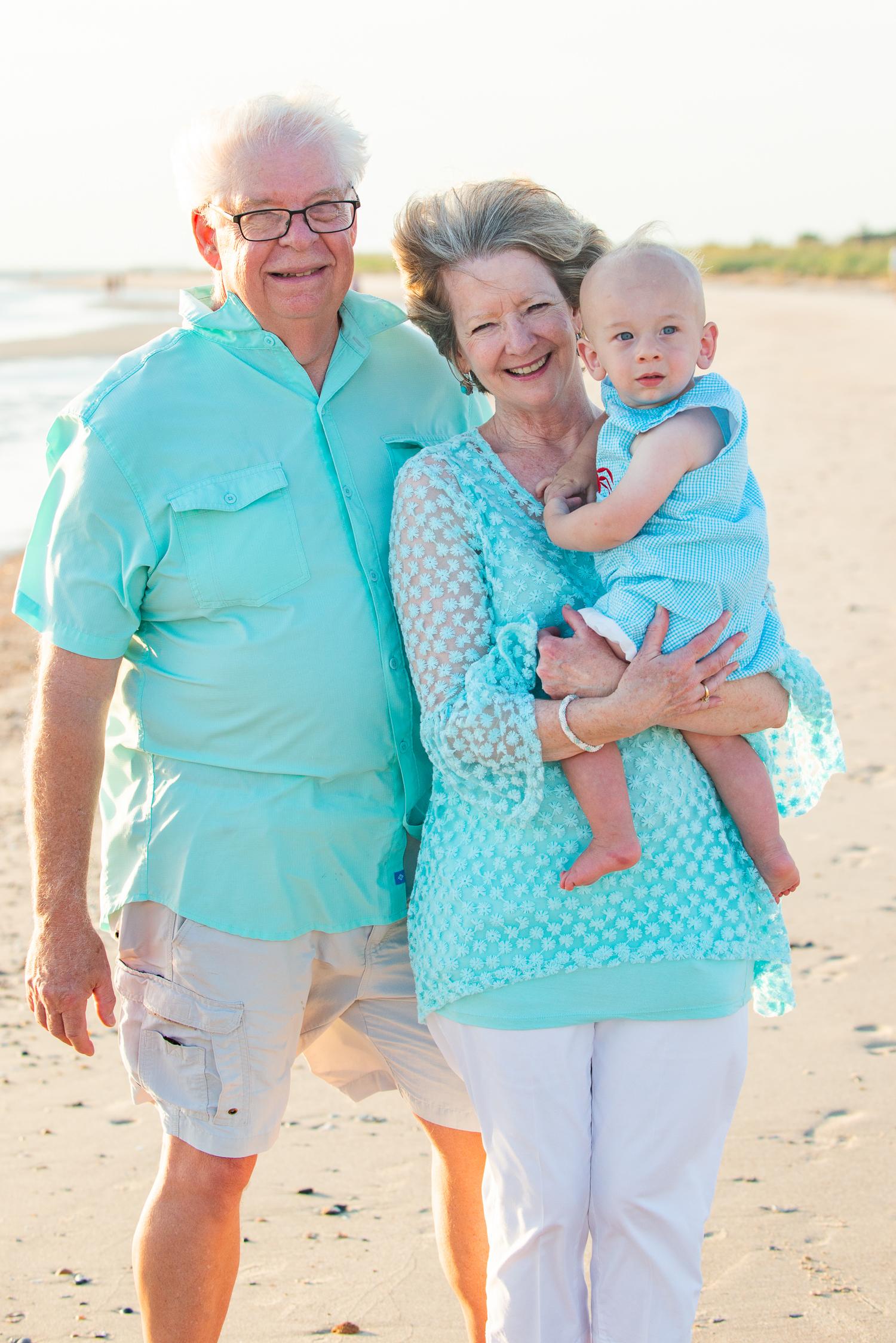 Edisto Beach Family Session