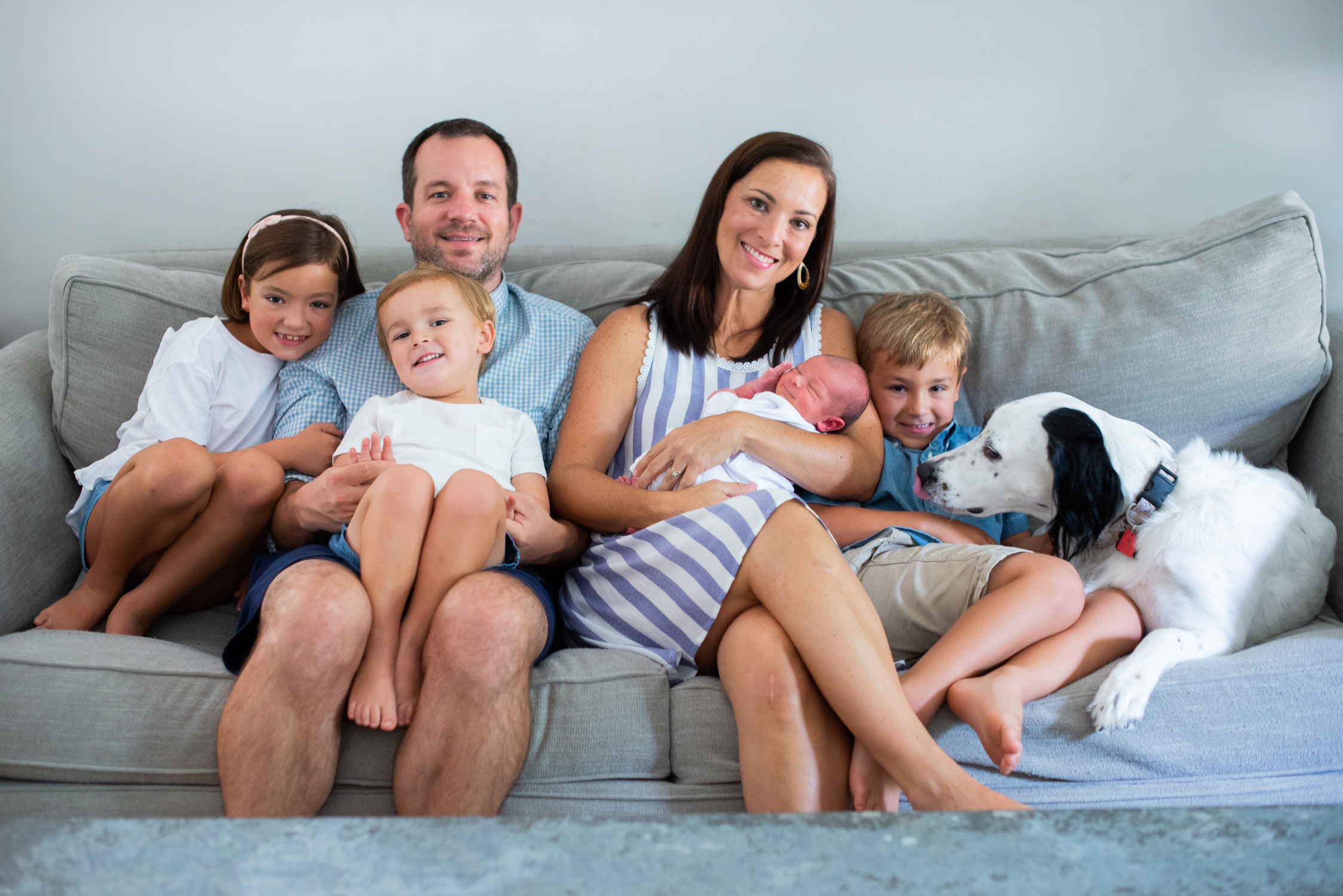 Charleston Family Portrait by Reese Moore Photography
