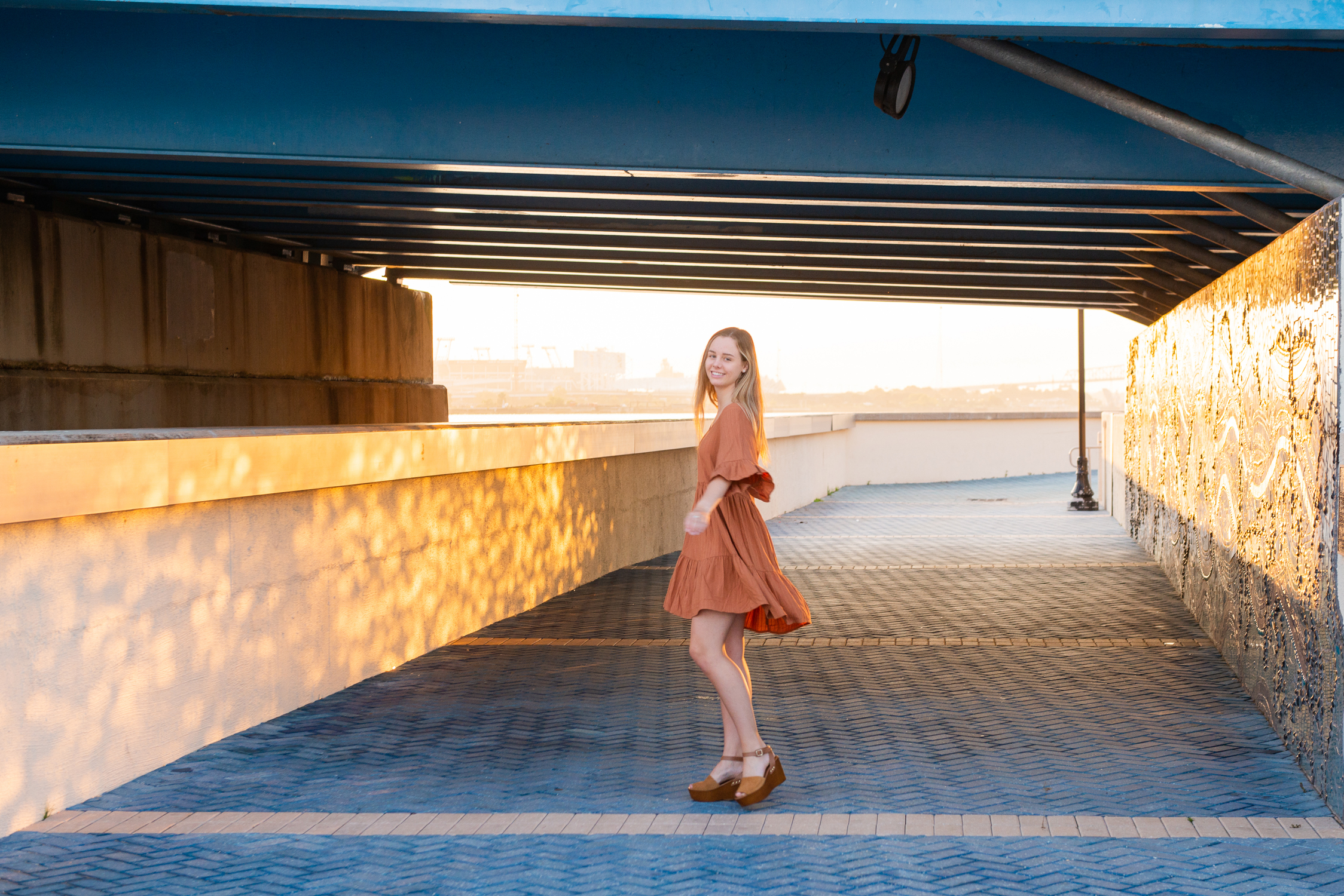 Senior Portrait Session by Reese Moore Photography in Jacksonville, Florida
