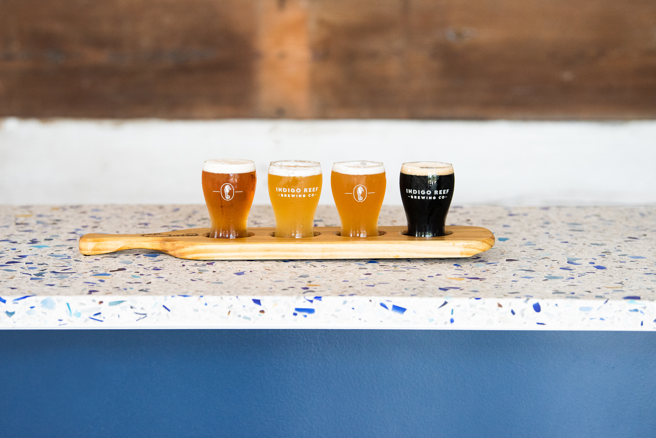 Charleston Branding Photography for Indigo Reef Brewing Company by Reese Moore Photography