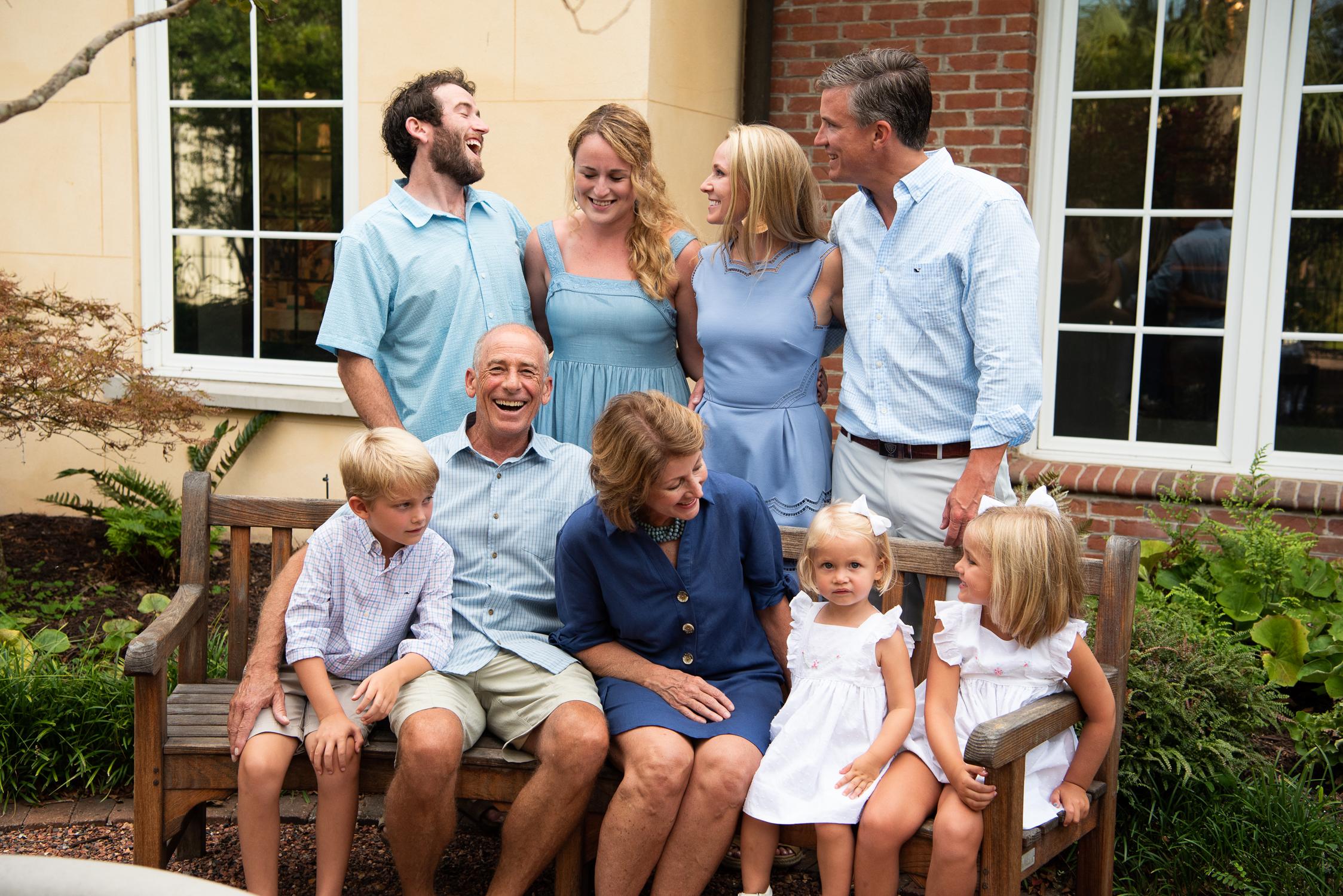 family photos kiawah, kiawah island family session