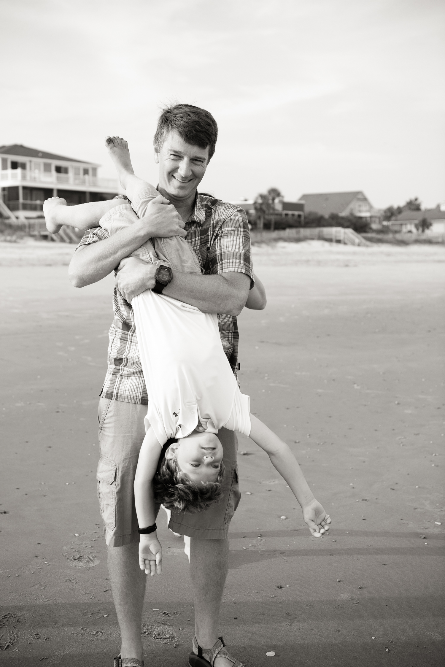 family session folly beach by reese moore photography