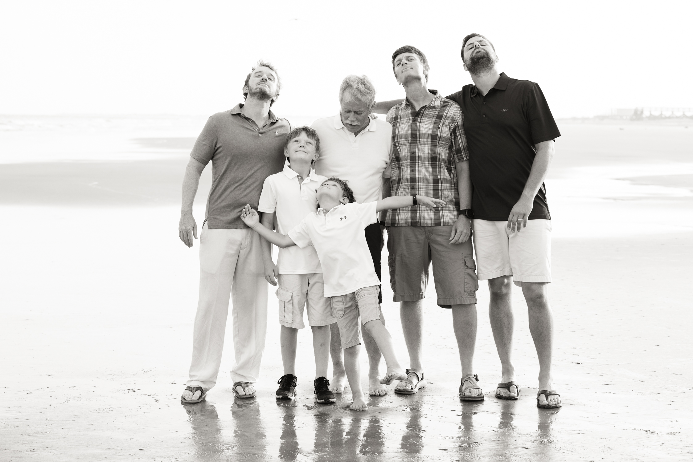 family pictures folly beach
