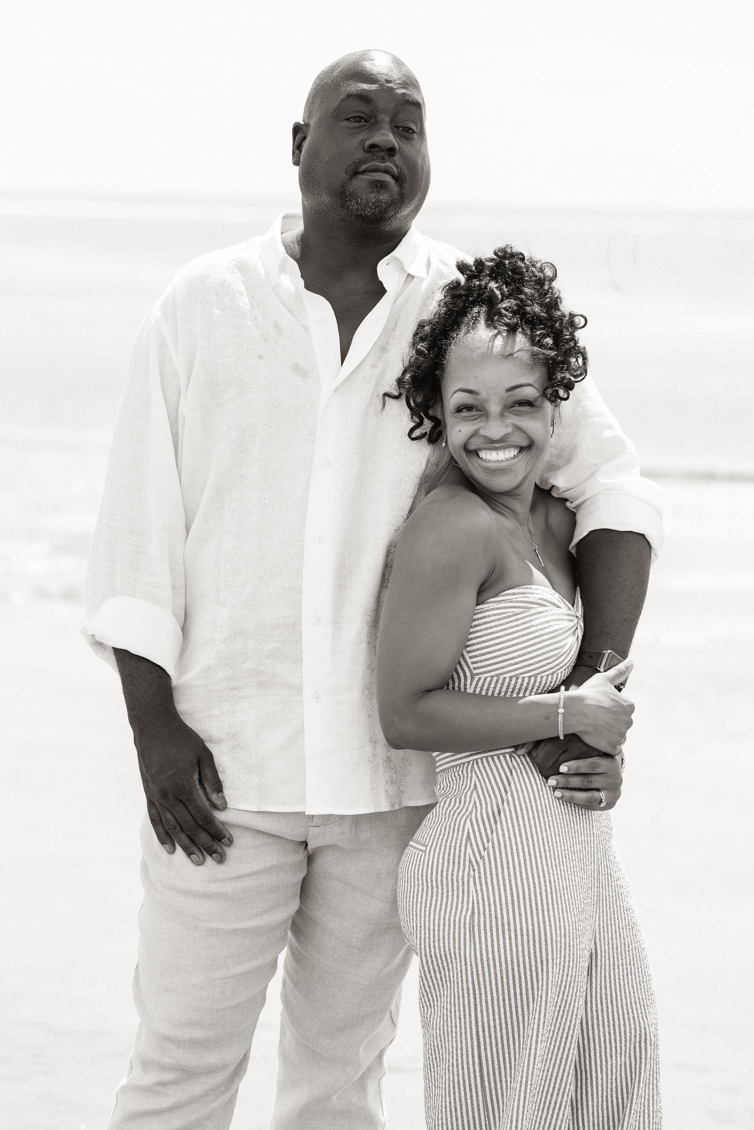 Family Portrait on the Isle of Palms by Reese Moore Photography