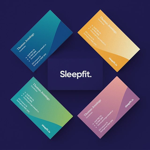 Awakening organisations to the power of sleep is no snoozefest. Just ask the team at Sleepfit who have dedicated thousands of hours to helping people overcome sleep disorders. Dreaming... ah-hem... of a brand that would lead through the next stage of growth, Sleepfit asked us to help with transforming their brand. We're proud of the work and thankful for the opportunity to help a brand that is creating positive change for millions of people. Case study is up on our site. - link in bio.  #design #strategy #brandstrategy #brand #branddesign #identity #brandidentity #powerofsleep #sleep #sleepfit