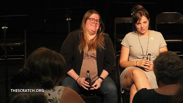 Day 14 | Tiny Thin Woman Inside Talkback | Catch their second reading at 12th Ave Arts tomorrow night at 7:30!