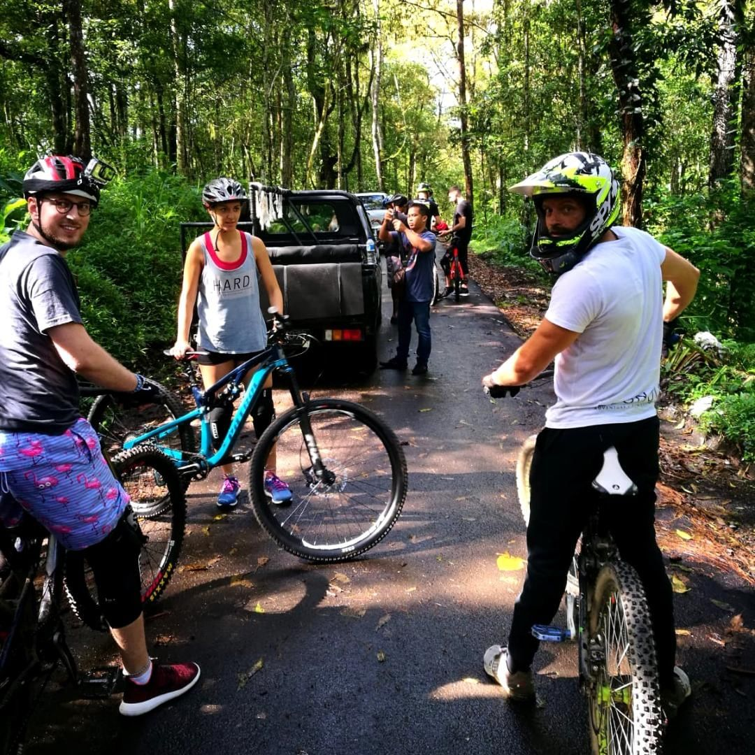 MOUNTAIN BIKING - For the adventurous thrill seeker, mountain biking is the best way to experience Bali's jungle and gorgeous vistas as you charge down a volcano!SEE SCHEDULE
