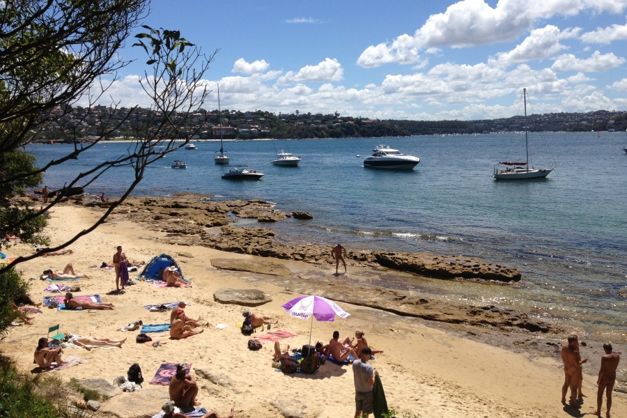 6 Best Nude Beaches in Sydney -