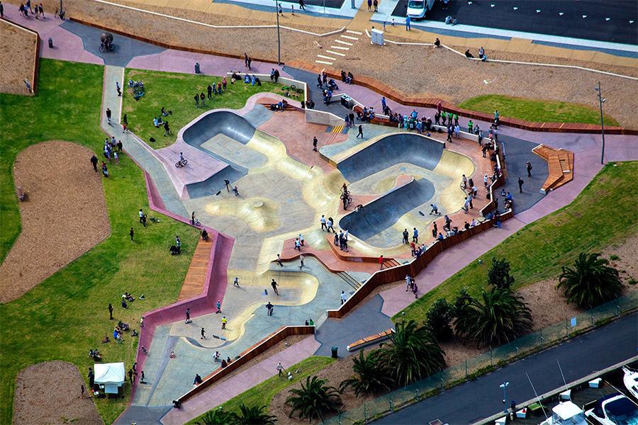 8 Best Skate Parks in Melbourne -