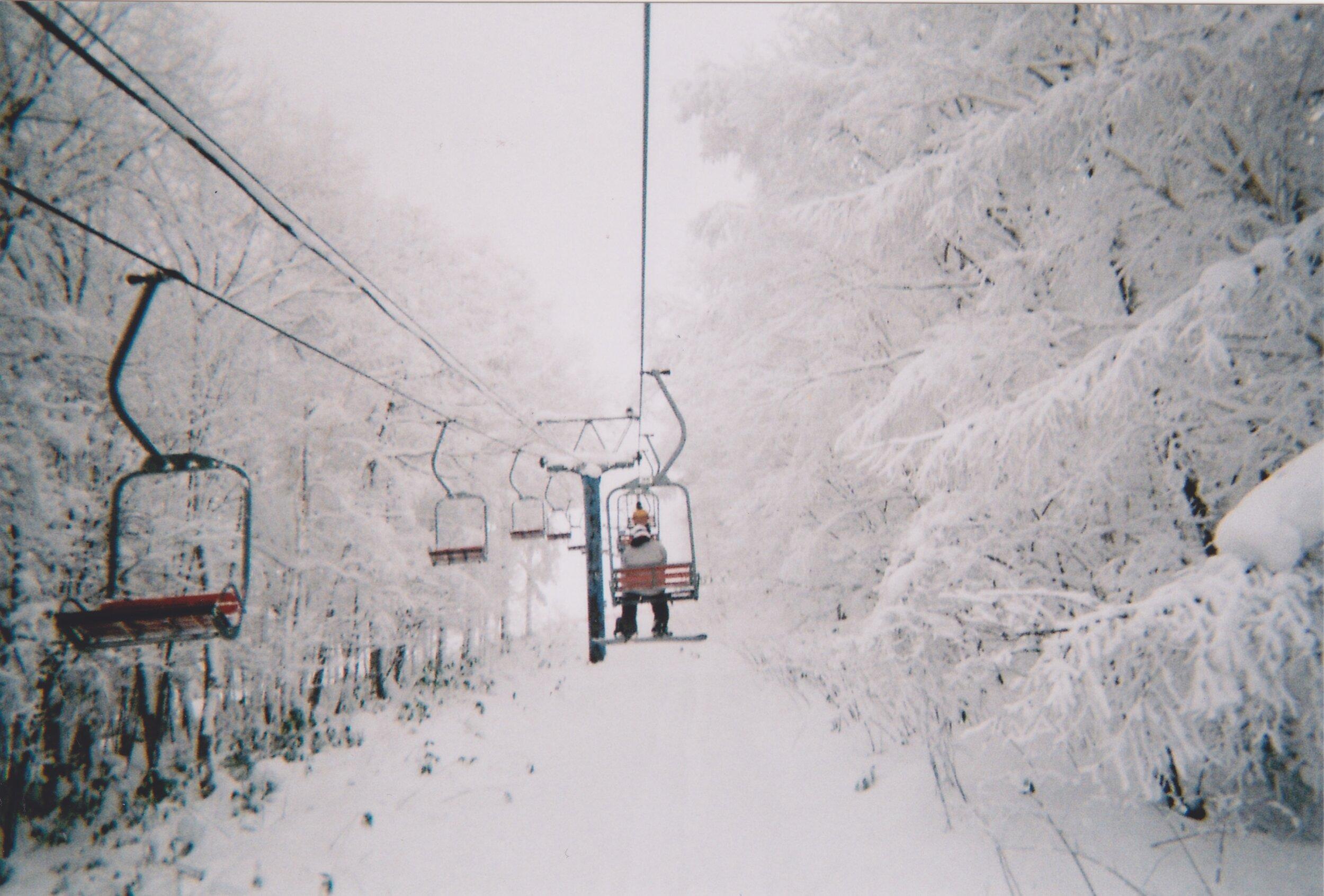 Kamui Ski Links, Asahikawa Prefecture, Japan