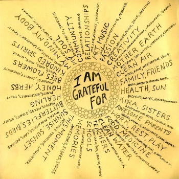 I'd like to fib here and tell you that I always practice Gratitude. - Truth is, I'm working on it. How about you—are you working towards an Attitude of Gratitude?