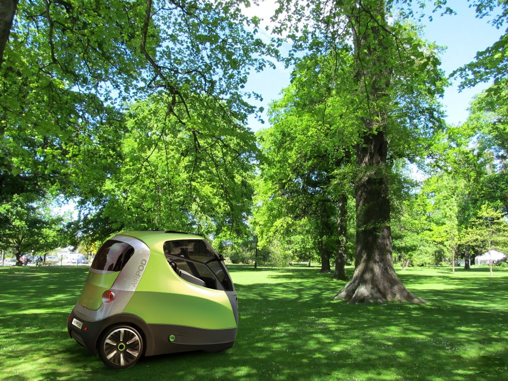 Urban 2 seater expected to be popular in S.E. Asia