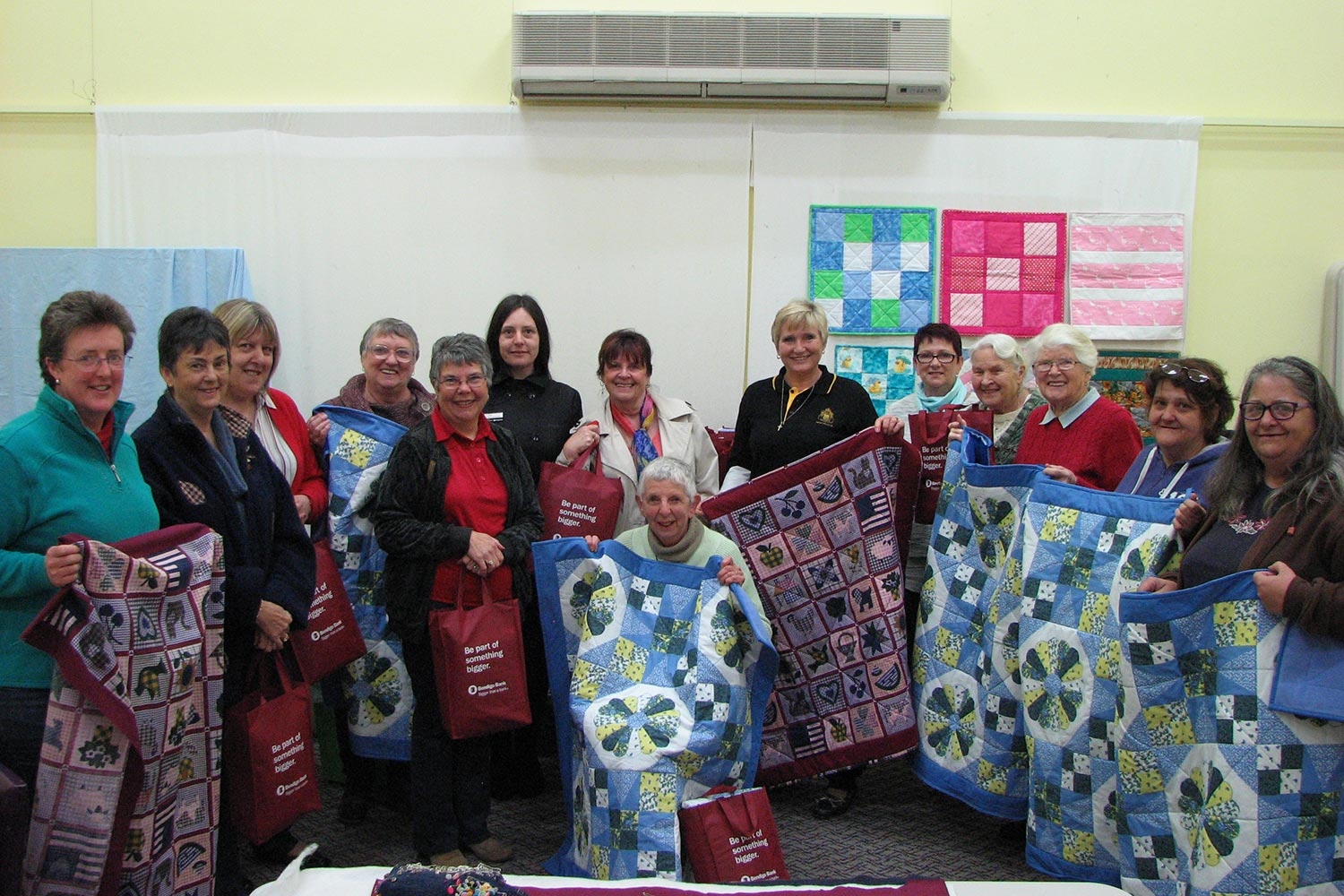 Heathcote Quilters