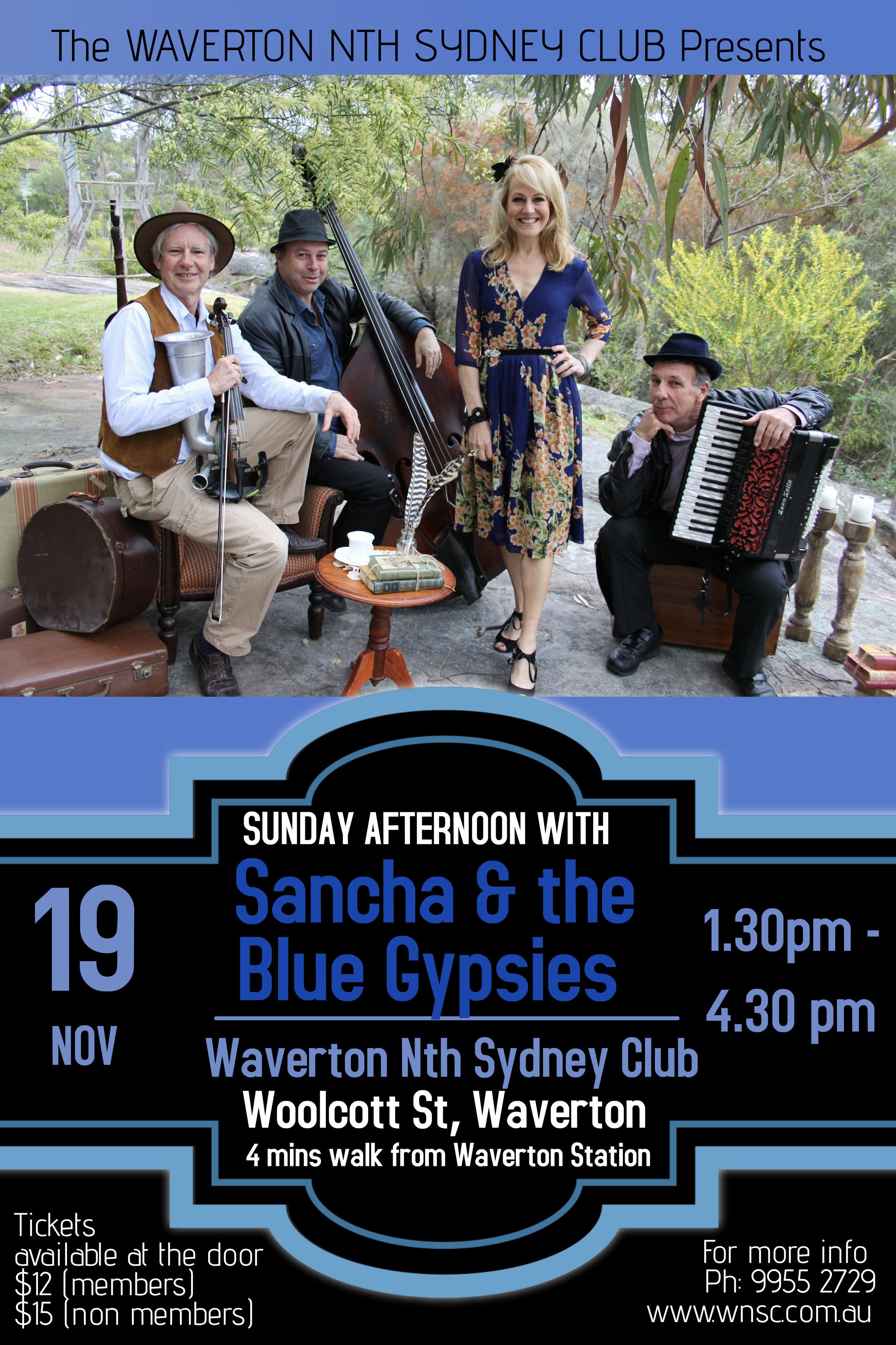 Waverton Nth Sydney Club gig.jpg