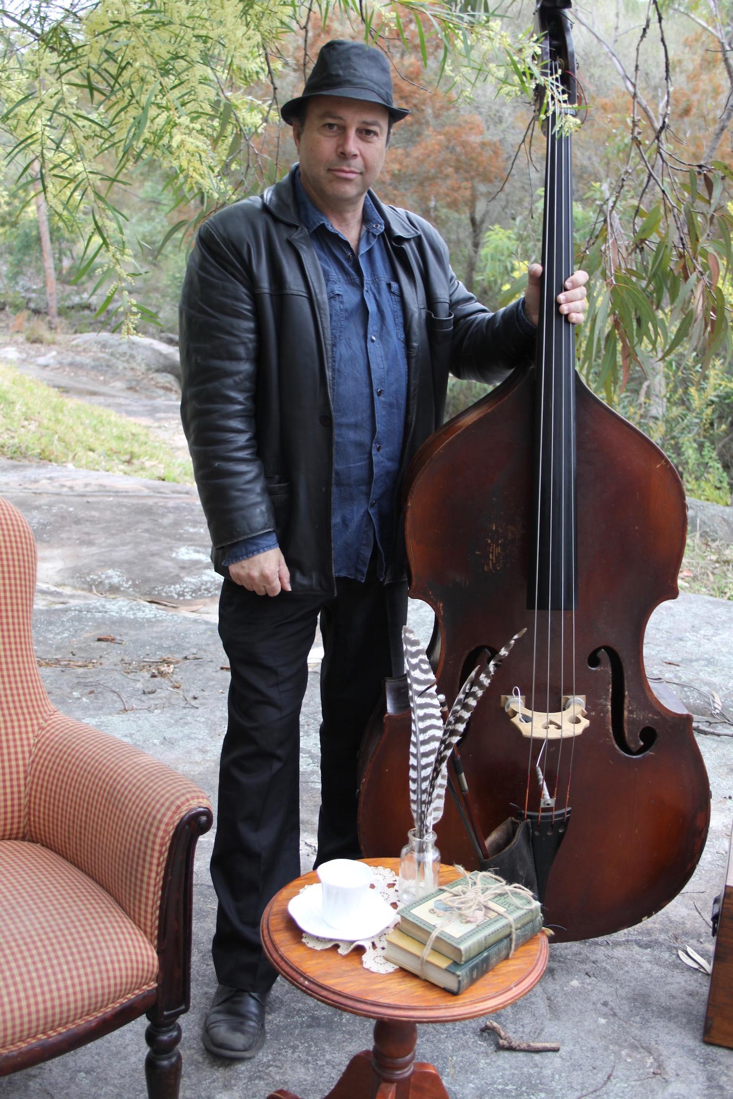Stan Valacos (Double Bass, Guitar)