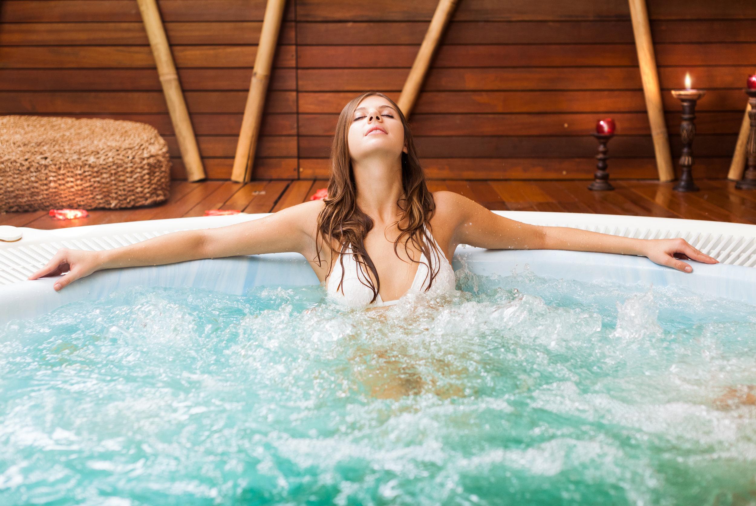 Hot Tubs -