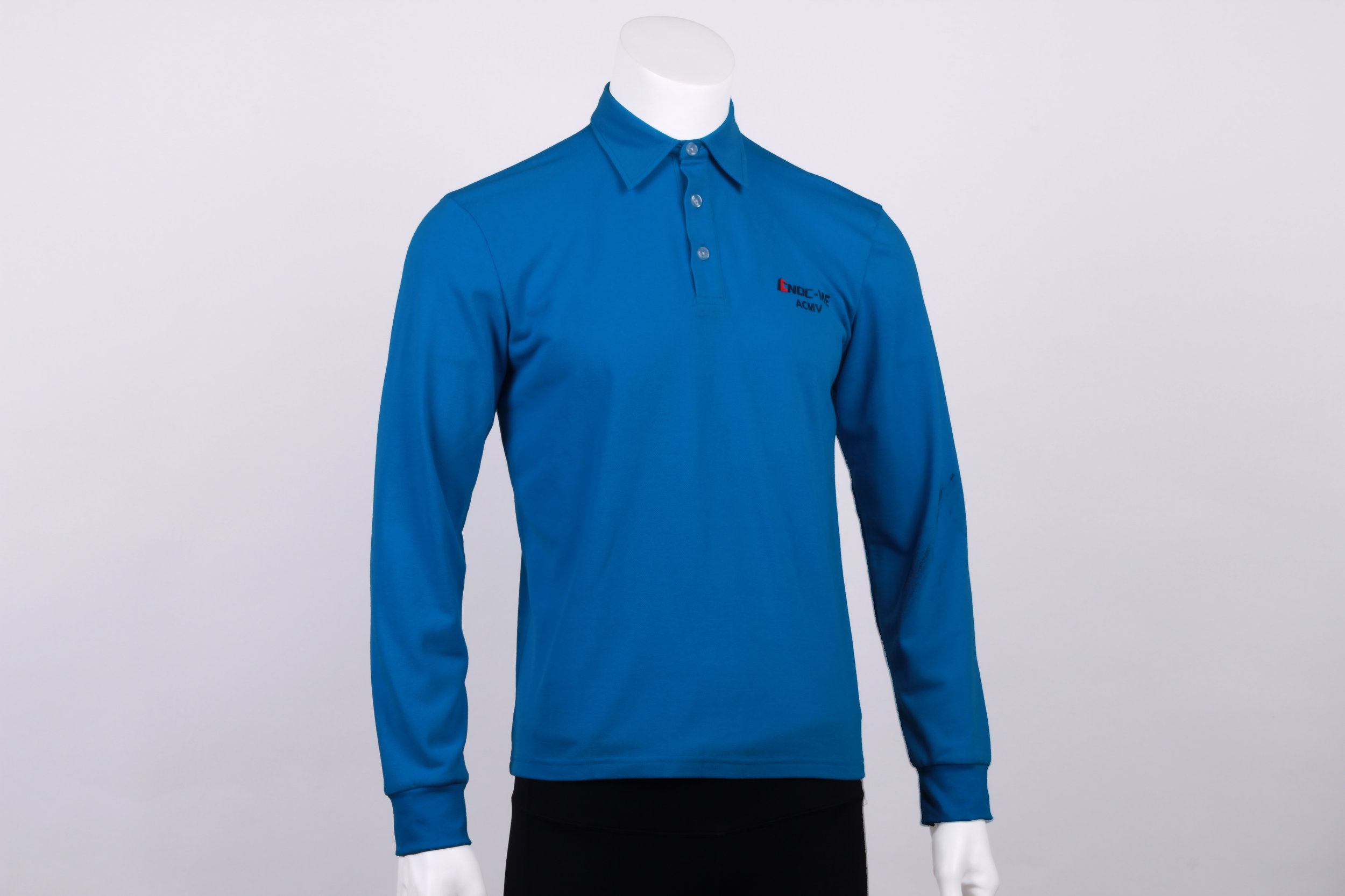 Standard long sleeve polo