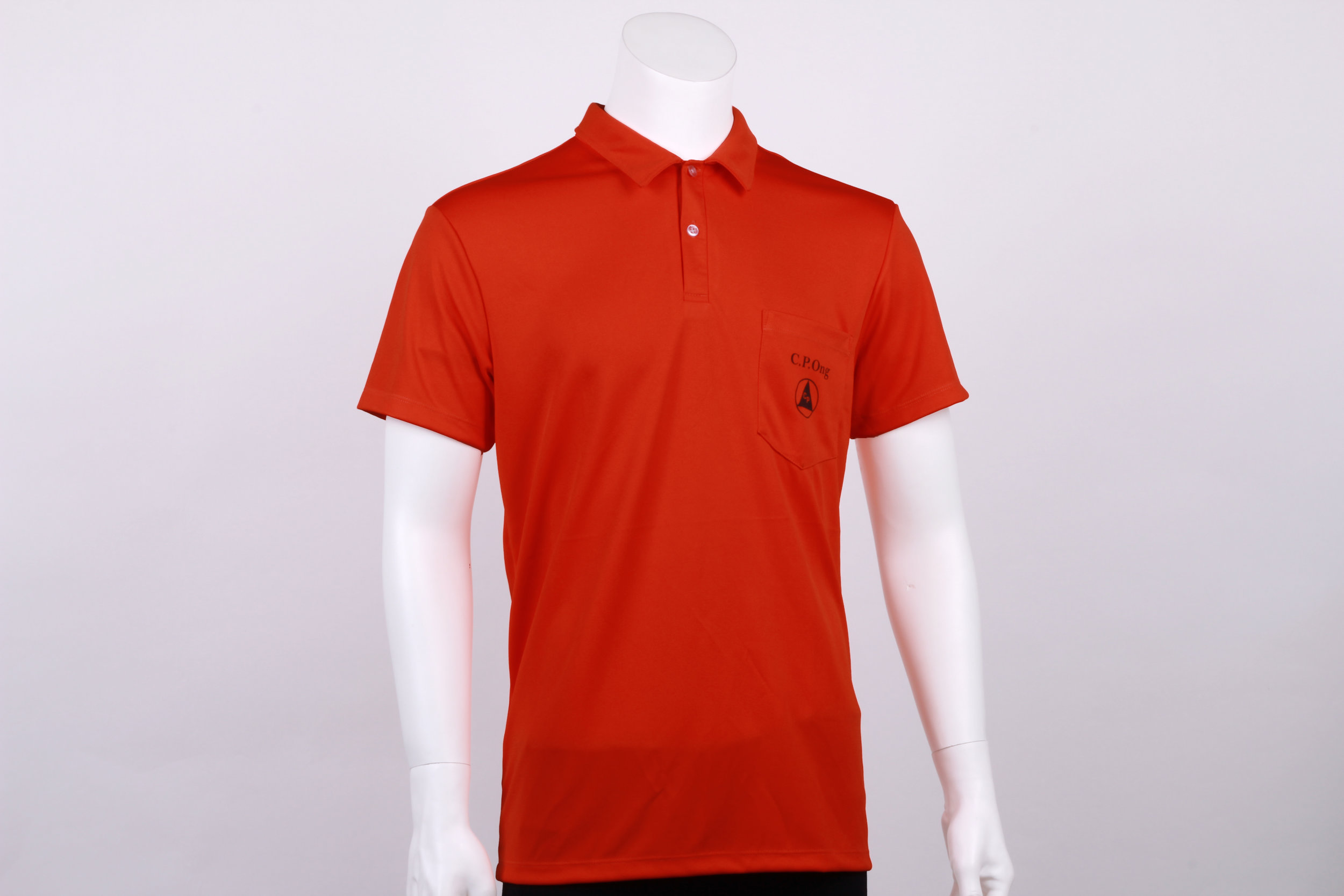 Standard Polo Tee with pocket