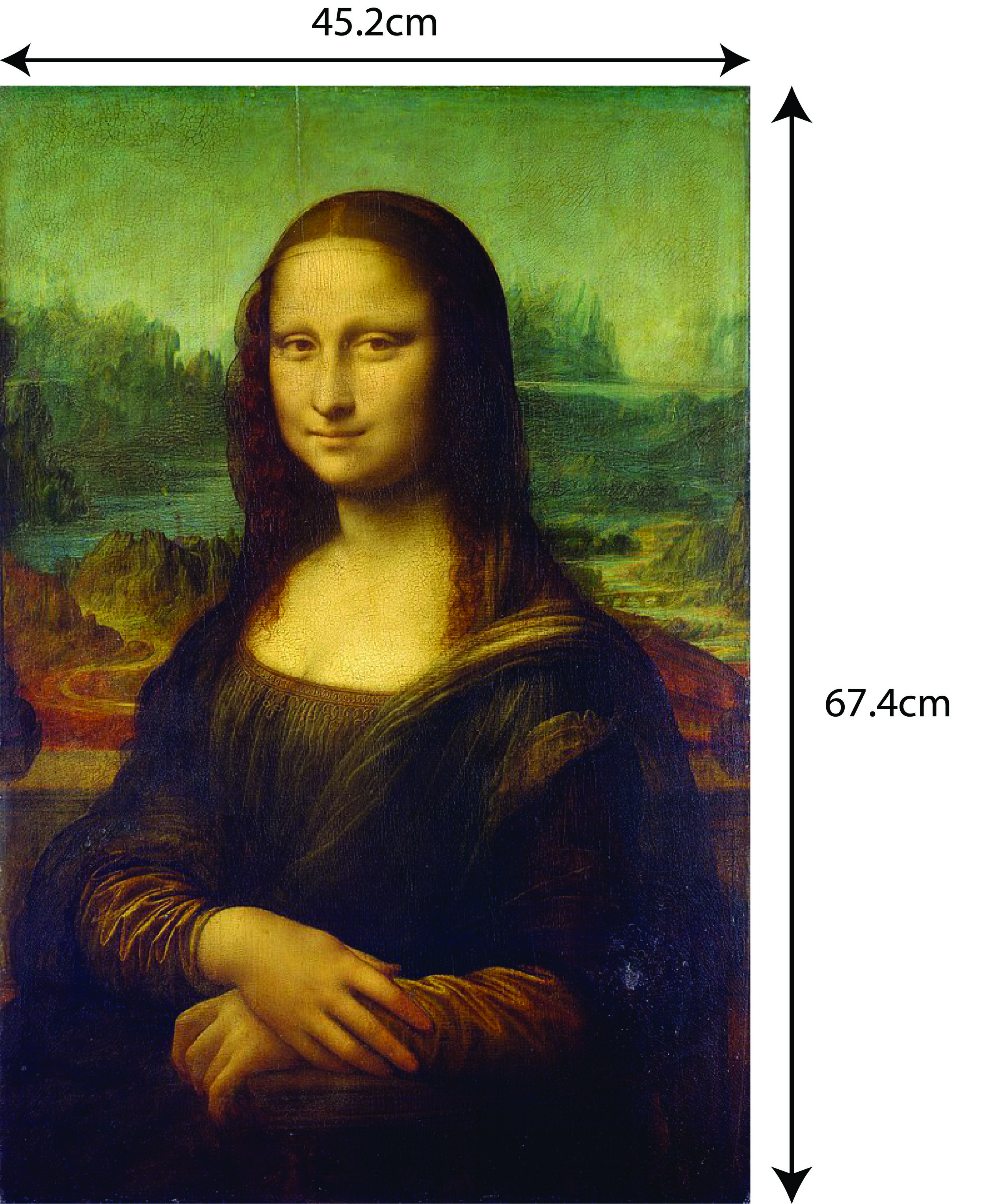 I will need to know that my print dimension is 45.2cm x 67.4cm
