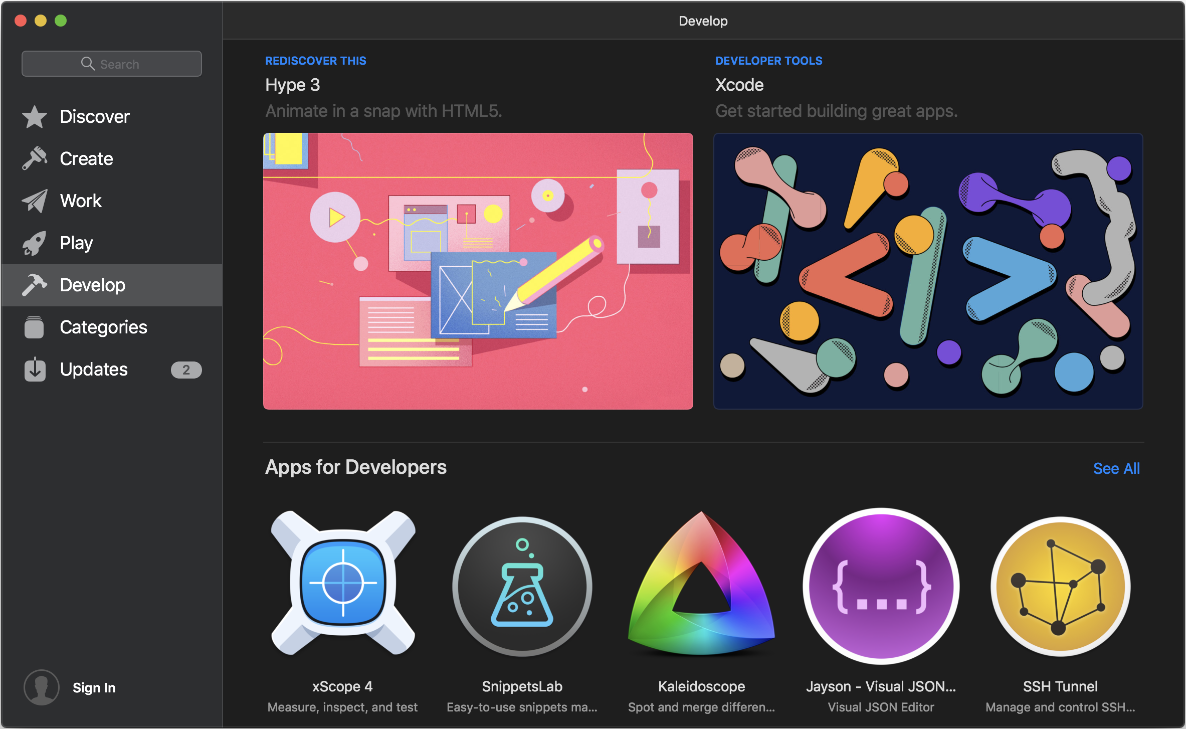 The new Mac App Store in Mojave benefits from Apple's previous work on iOS but isn't just a simple port.