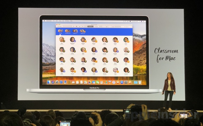Classroom for Mac was first announced in March
