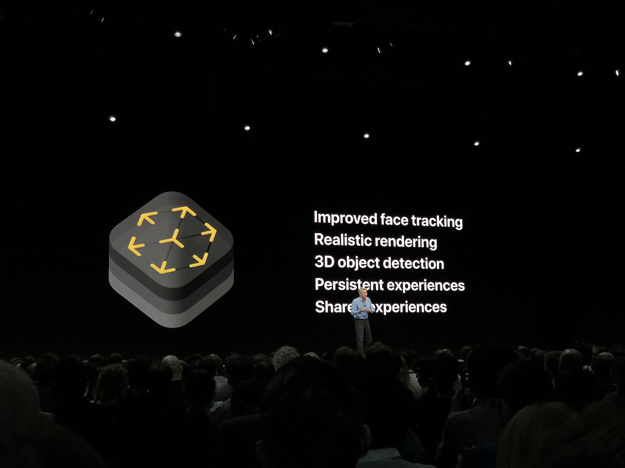 Apple is moving fast in Augmented Realty.